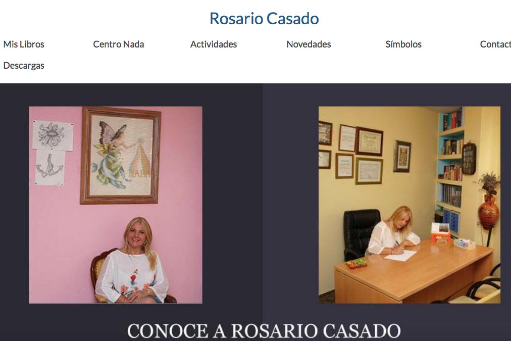 NetKey - Rosario Casado - www.rosario-casado.com